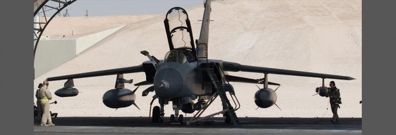tension fabric maintenance shelter plane helicopter desert