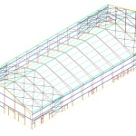 Perfil de Edificio– Vista 3D