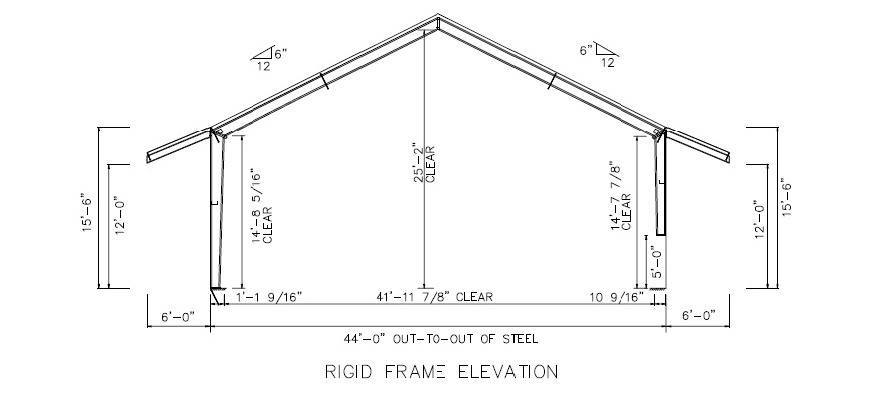 44-ft-fabric-building-profile-CAD-drawing-design.