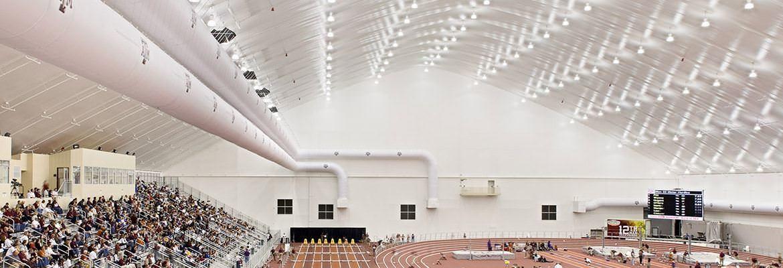 Folleto de Instalaciones Atléticas