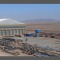 Chile mining tension fabric structure fiber-reinforced plastic (FRP) walls