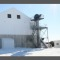 agriland hanging loads commodity fertilizer grain storage fabric structure
