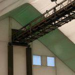 Totalmente revestido para proteger el acero del fertilizante corrosivo.