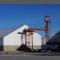 richardson jackbeam rigid steel fram fabric building commodity fertilizer storage