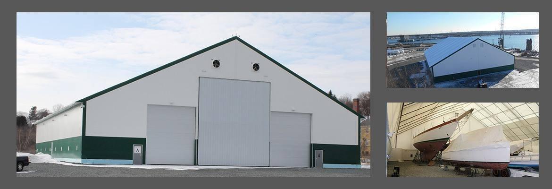 Almacenaje Industrial y comercial – Marino