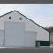 new yard portland yacht storage steel frame fabric building