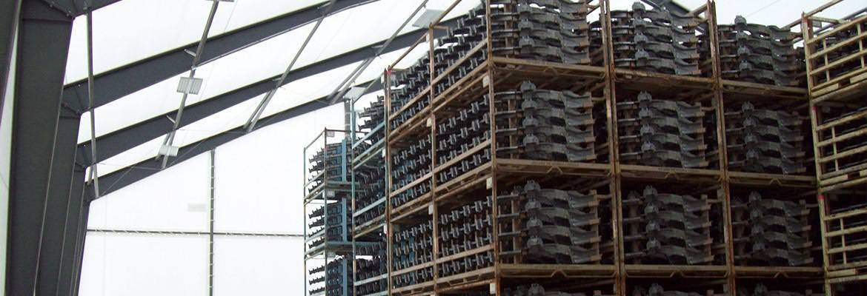 Folleto de Bodega y Almacén Industrial